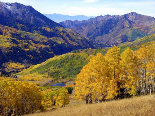 2008 Utah fall colors