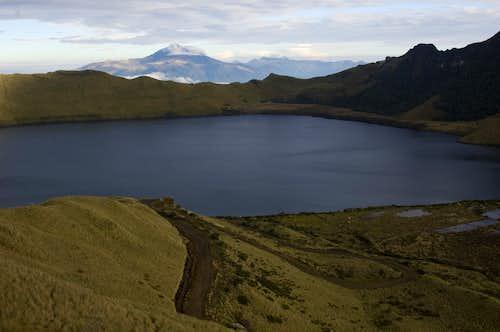 Lago Mojanda