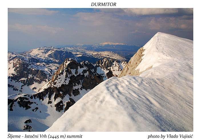 Šljeme summit