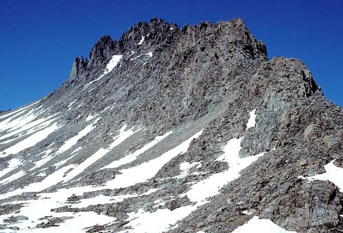 South Ridge of Mount Ericsson