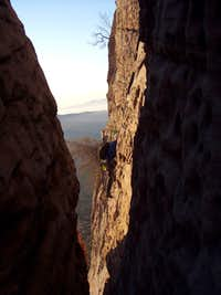 Resolution Arete, V, 5.11d