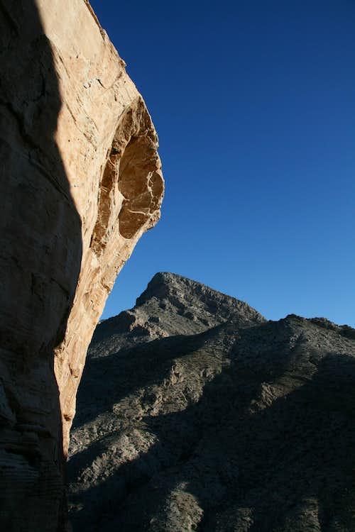 Turtlehead Peak from the