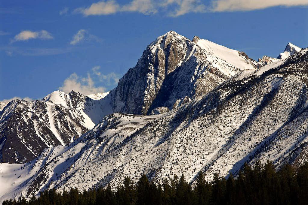 Mt. Morrison Cluster