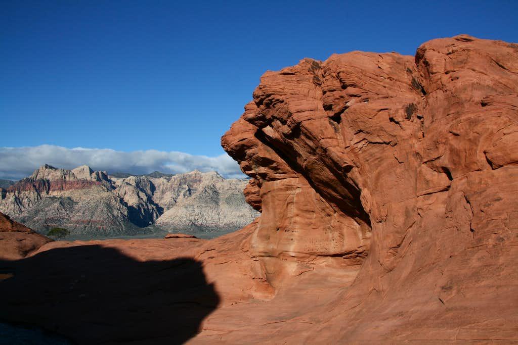 Red Rocks at Summit Tinaja