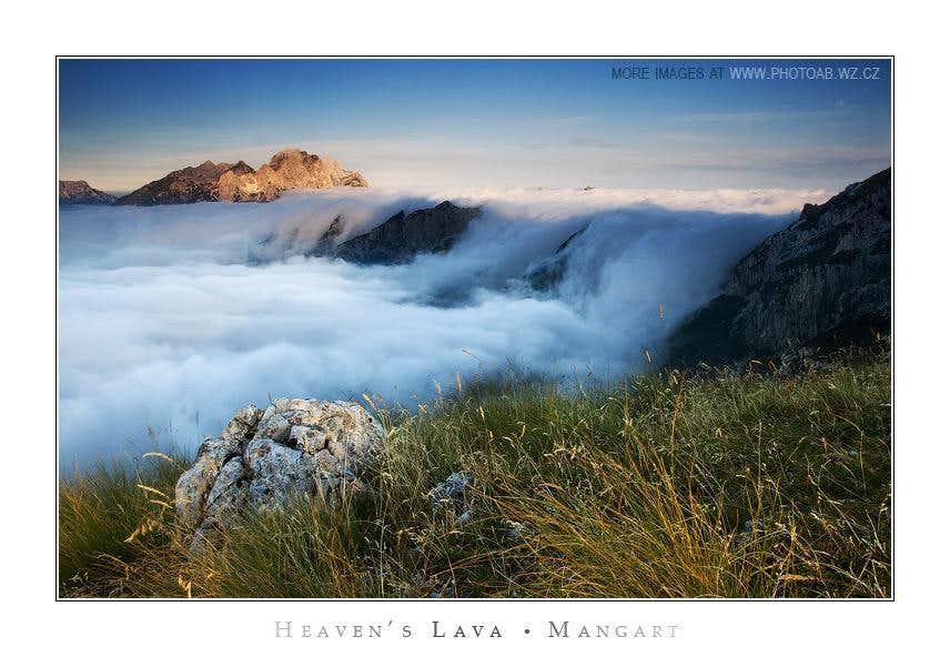 Heaven's Lava