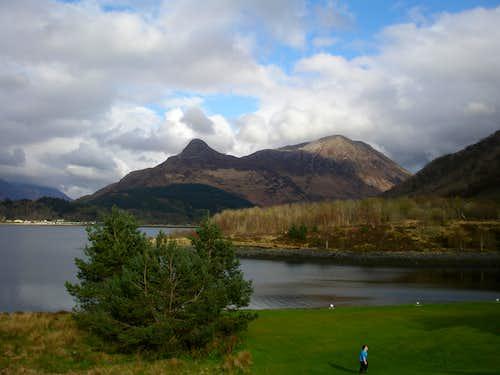 Glencoe and Loch Leven