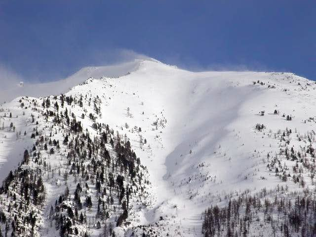 <font color=blue>▲</font>Mont Père Laurent