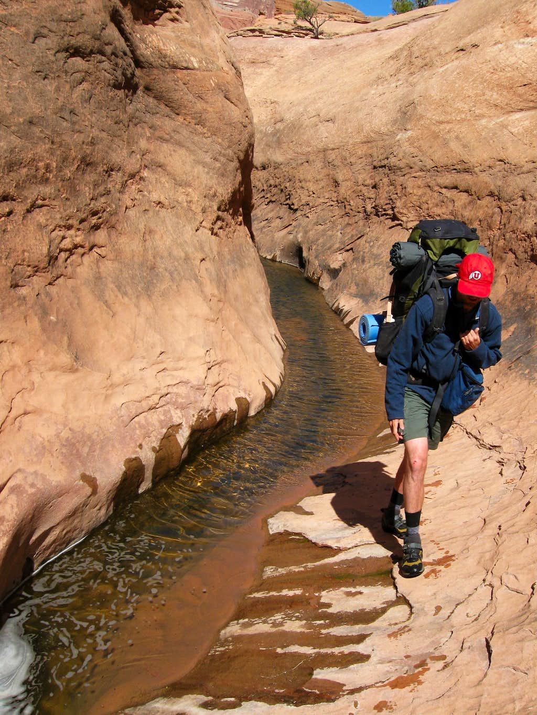Frobidding Canyon