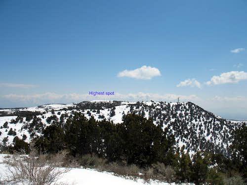 Lake Mountain HP
