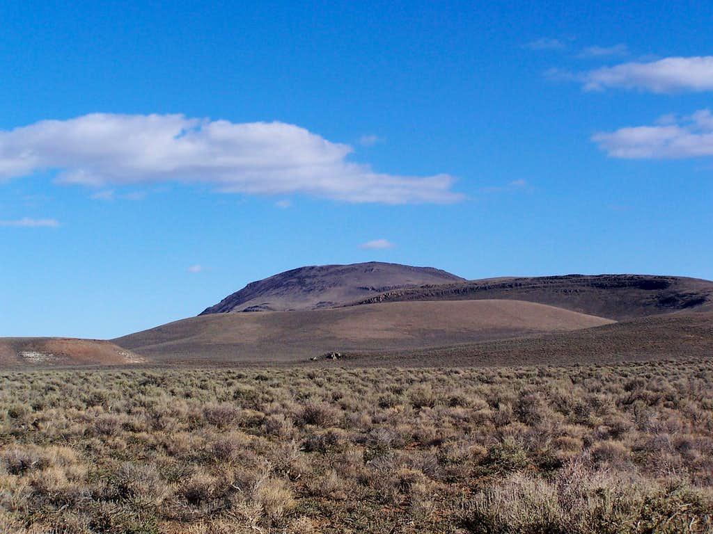 Whitehorse Butte - 6076 feet