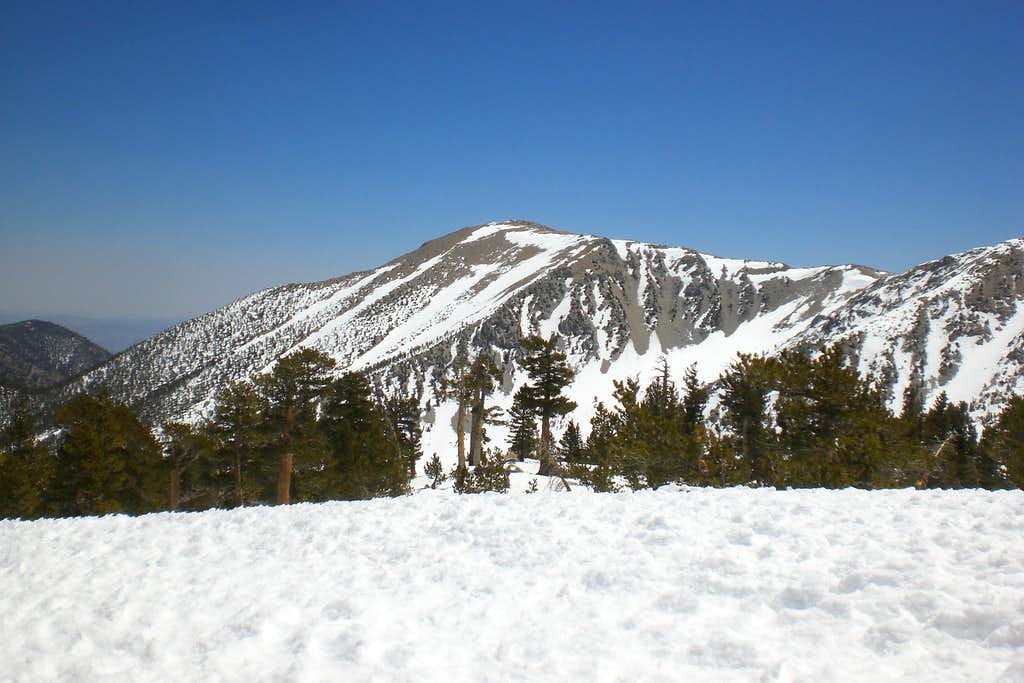 San Gorgonio and Jepson