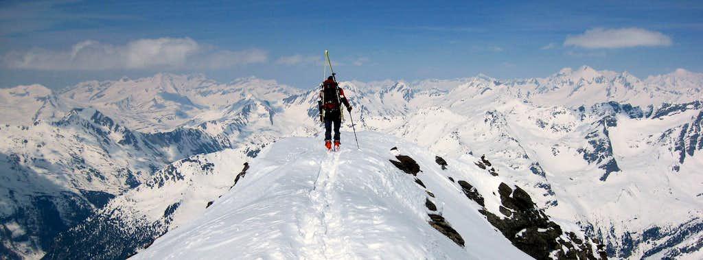 Summitridge panorama