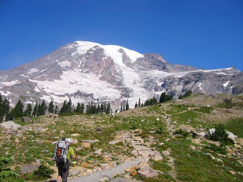 So, you want to climb Mt Rainier.