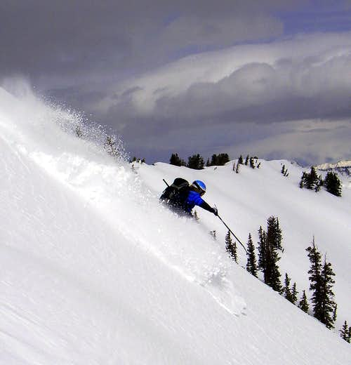 Skiing Flagstaff