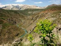 Near Aligudarz, Iran