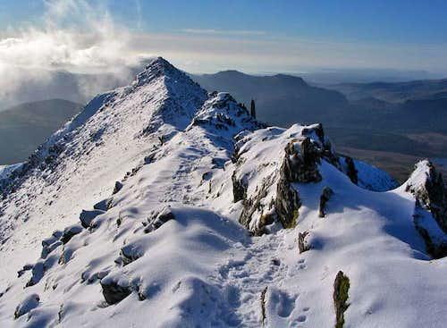 Bwlch Main Snowdonia