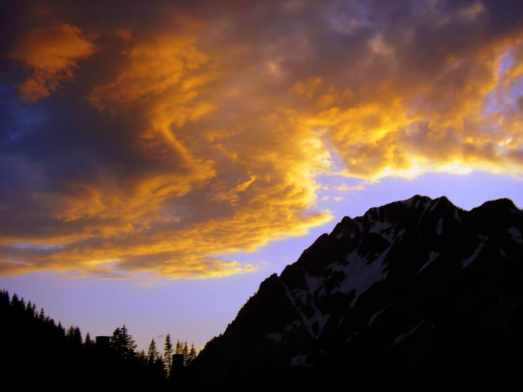 Good Night  Mt. Superior