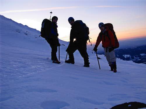 Mount Hood - Group Photo
