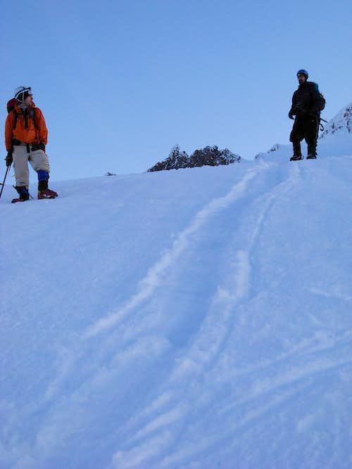 Mount Hood - Glissade Chute