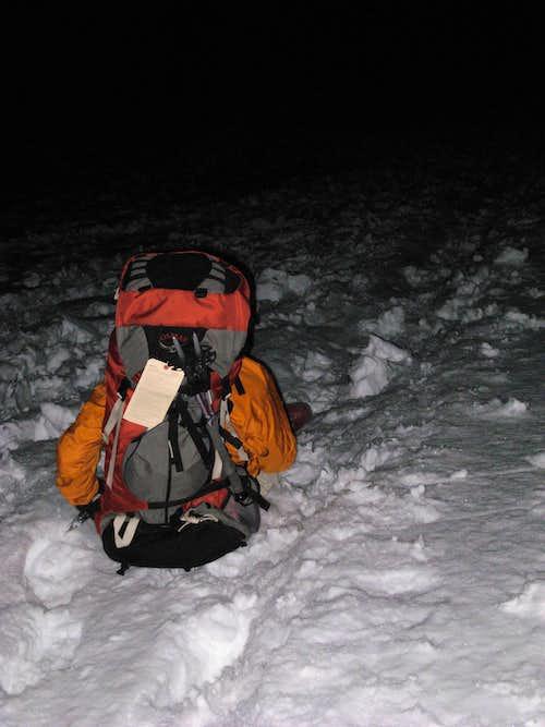 Mount Hood - Gimpilator Glissade