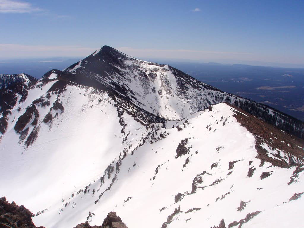 Humphreys Peak '09