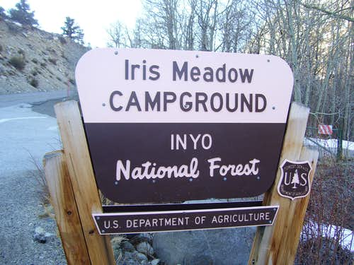 Iris Meadow Campground