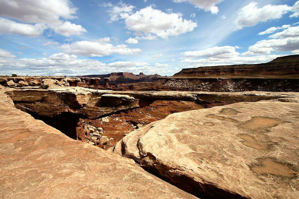 Musselman Arch, Canyonlands National Park