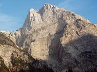 Mt. Arapit South Face (2217M)