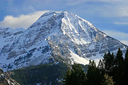 North Timpanogos
