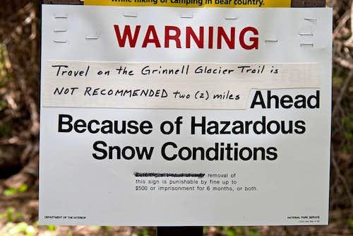 ...Warning...