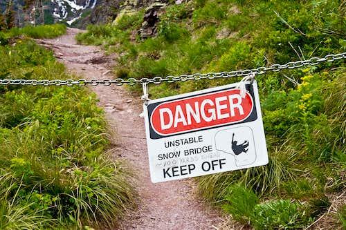 ...Danger...