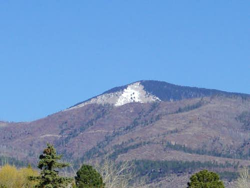 Chicoma Peak