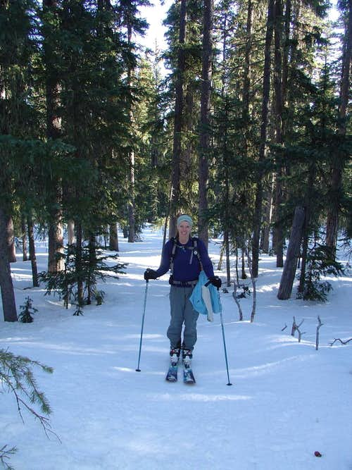 Amy skinning to Chicoma