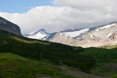 Eagle Plume Mountain