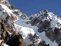 Views of Grandes Jorasses