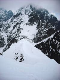 Ridge of Baranie Rohy (2526m)