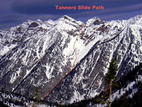 Tanners Gulch