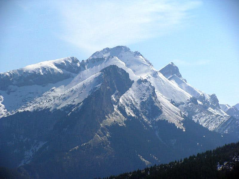Zoom to Belianske Tatras