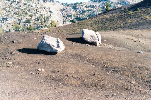 Wallowa Erratics