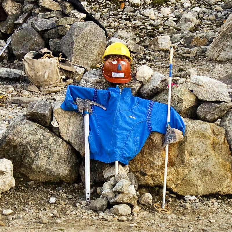 An Alpinist in the Caucasus