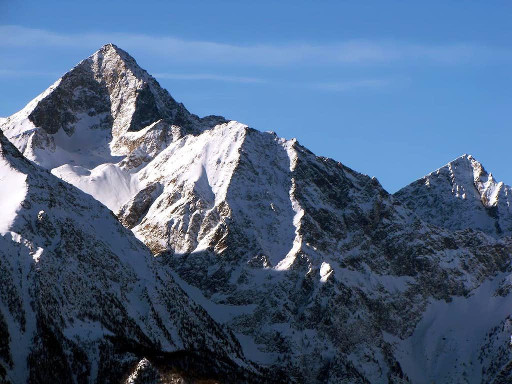 Views of Monte Emilius
