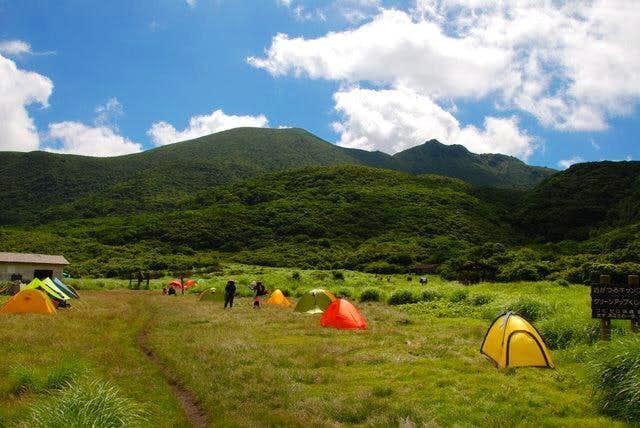 Bogatsuru campground