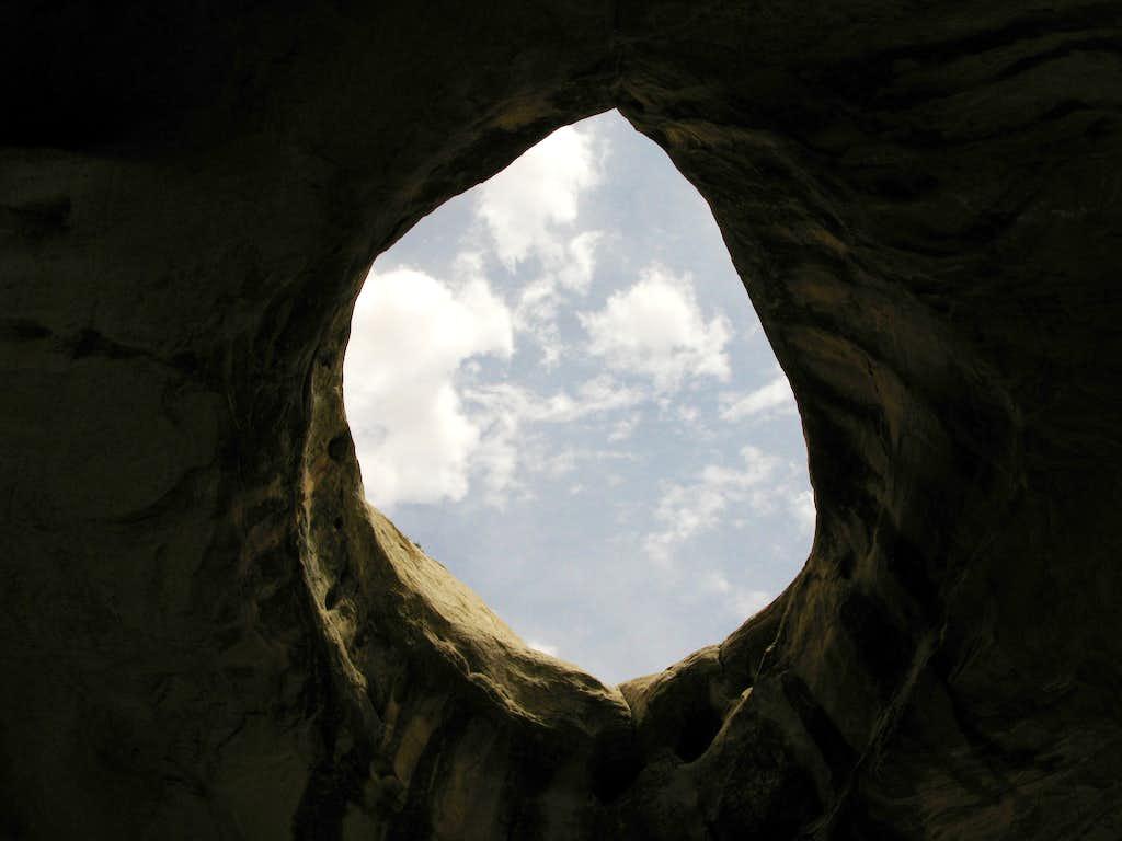 Wildhorse Window