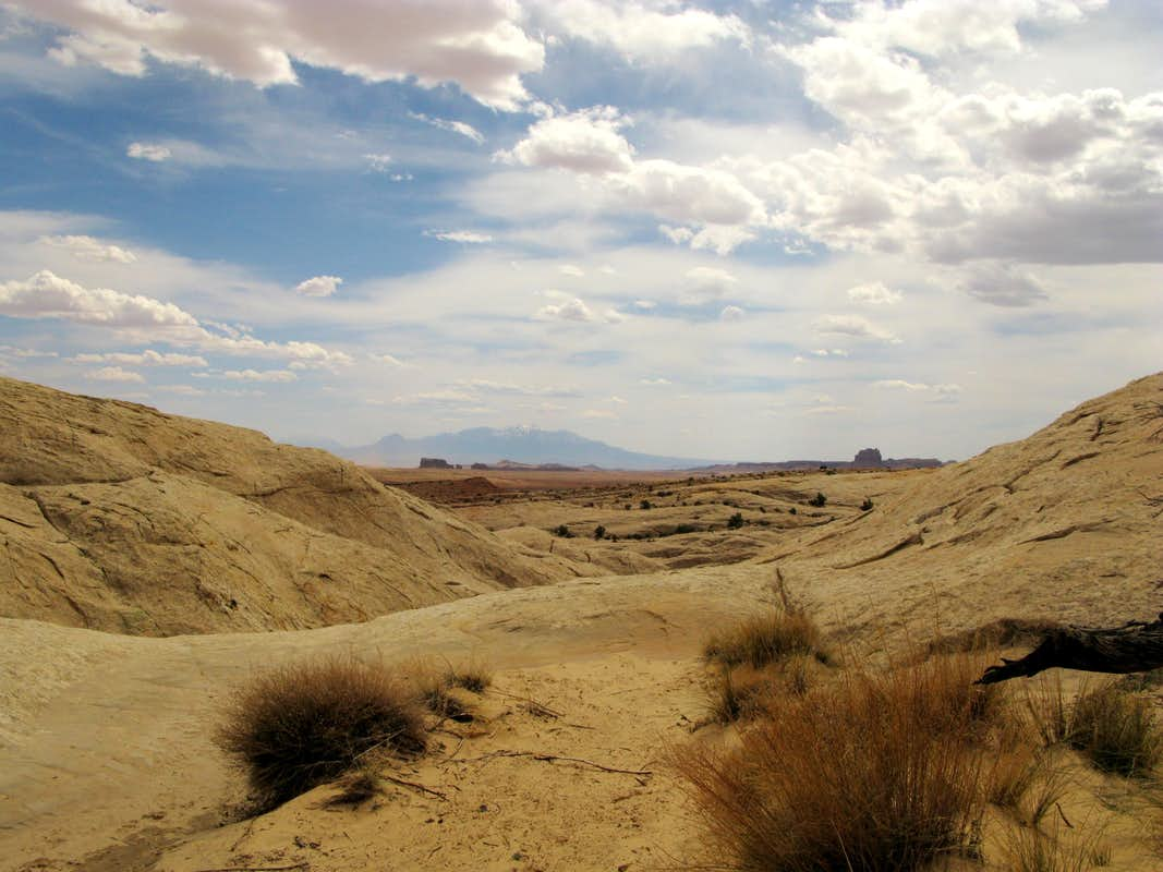 Desert and Henry Mountains