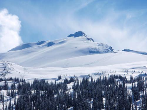 Blanket Mountain, Monashees