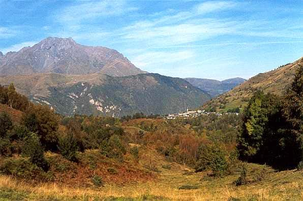 The Arbizon from the Aure valley