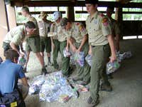 Philmont Food Packets