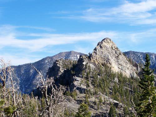 Cockscomb Peak