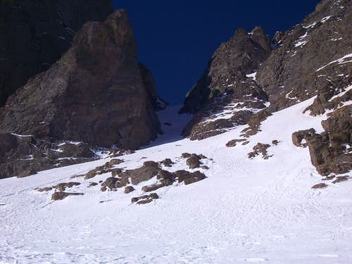 Outward Bound Couloir