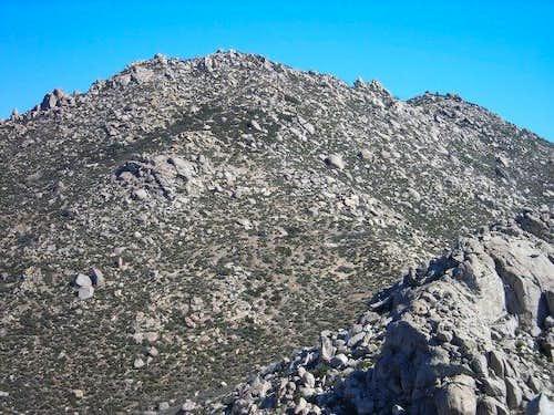 View of San Ysidro